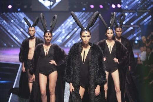Top 5 Vietnam's Next Top Model 2014