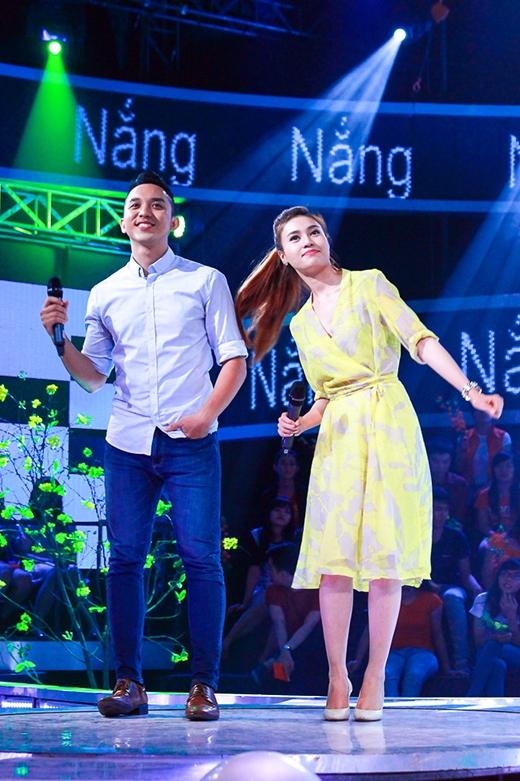 Lụa - Lố song kiếm hợp bích trên sóng truyền hình - Tin sao Viet - Tin tuc sao Viet - Scandal sao Viet - Tin tuc cua Sao - Tin cua Sao