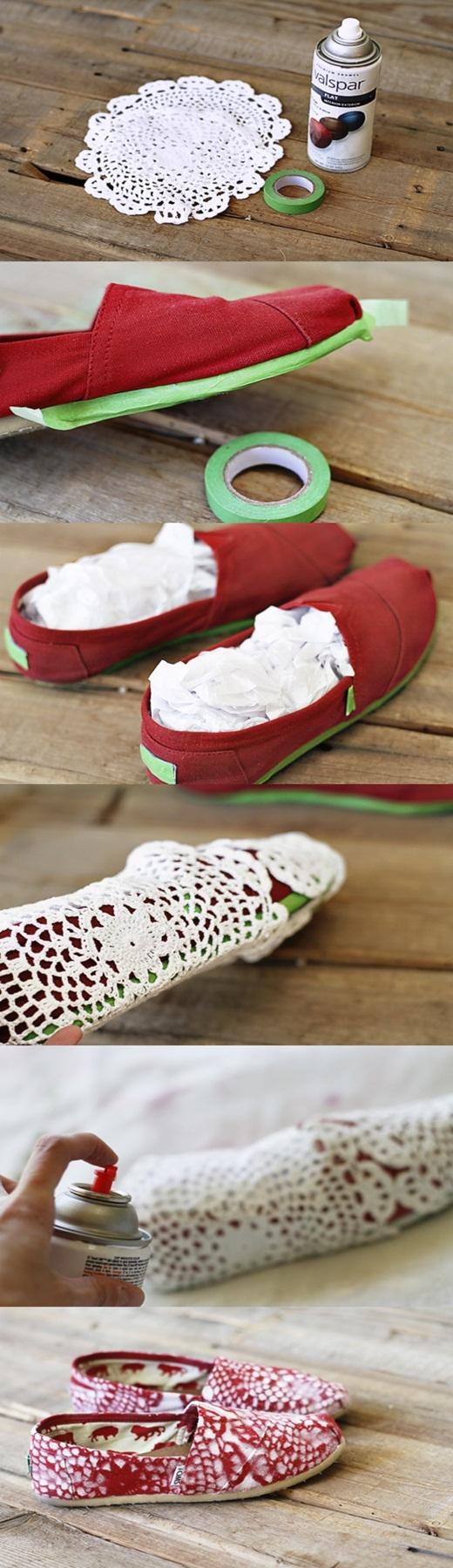 """Những bí quyết đơn giản """"lột xác cho đôi giày cũ"""