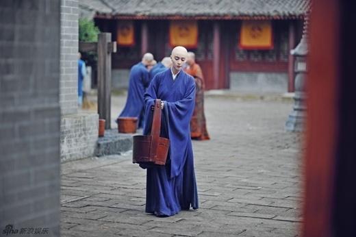 Cuộc sống trong chùa của Võ Mị Nương.