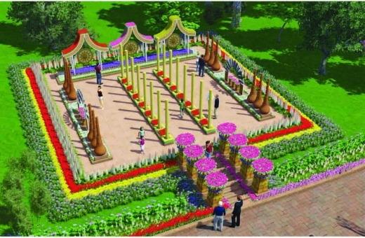 Đặc biệt, tại lễ hội đường hoa Trấn Biên xuân Ất Mùi năm nay sẽ lắp đặt các hệ thống thiết bị phát wifi miễn phí để phục vụ người dân khi tham quan đường hoa.