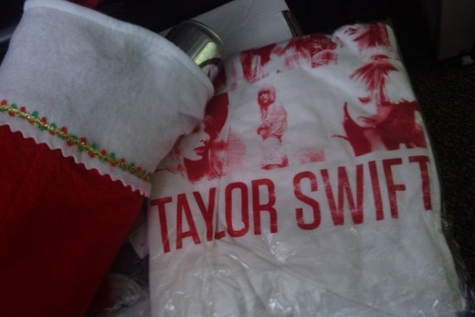 Một món quà Taylor Swift đích thân gửi đến fan của mình