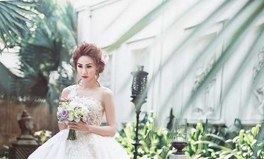 Ngân Khánh muốn biến đám cưới thành... một vở nhạc kịch - Tin sao Viet - Tin tuc sao Viet - Scandal sao Viet - Tin tuc cua Sao - Tin cua Sao