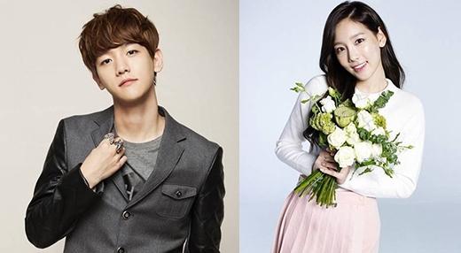 Thêm bằng chứng khẳng định Baekhyun và Taeyeon không hẹn hò