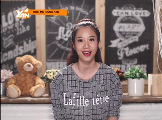 Khánh Linh - cô sinh viên 20 tuổi, ngoài những tình cảm ẩm ương học trò, Linh vẫn chưa có một mảnh tình vắt vai