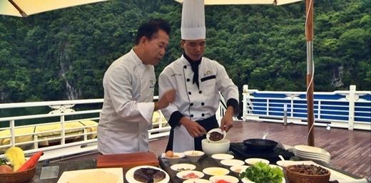 Những lớp học ẩm thực thú vị cùng đầu bếp địa phương.