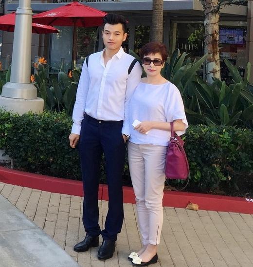 Thiếu gia trẻ Thế Anh và mẹ - nữ doanh nhân Đặng Thanh Hằng. - Tin sao Viet - Tin tuc sao Viet - Scandal sao Viet - Tin tuc cua Sao - Tin cua Sao