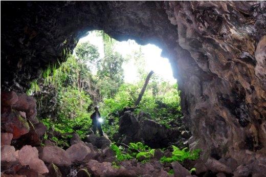 Cửa hang C9 - Ảnh: Trần Thế Dũng