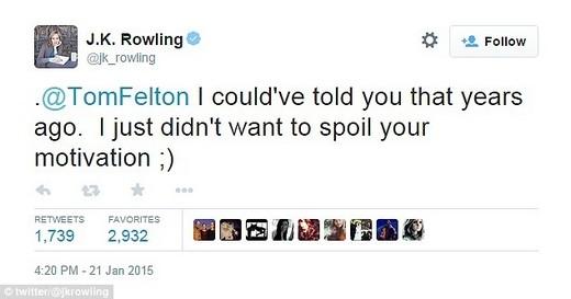 Draco Malfoy đau khổ khi bị xếp vào nhà Gryffindor