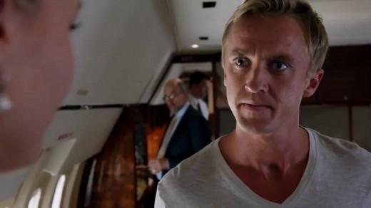 Tom Felton trong vai Erich Blunt