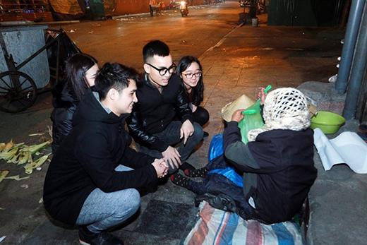 Quán quân Cặp đôi hoàn hảo thức trắng đêm đi từ thiện - Tin sao Viet - Tin tuc sao Viet - Scandal sao Viet - Tin tuc cua Sao - Tin cua Sao