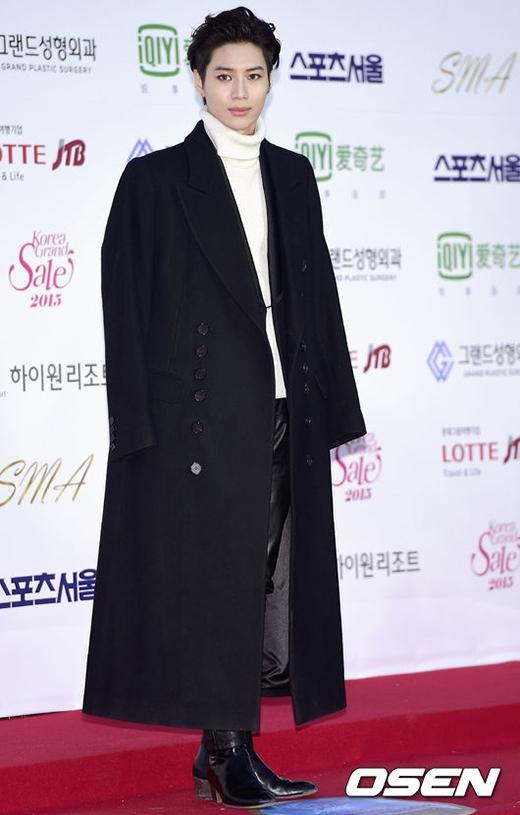 TaeTiSeo cực quyến rũ, Kim So Eun cá tính trên thảm đỏ SMA