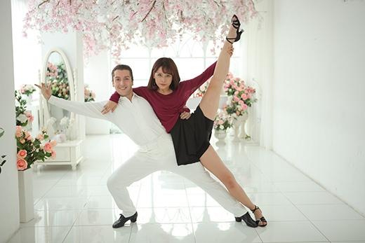 Chi Pu và bạn nhảy sẽ mang đến câu chuyện trong phim Glee. - Tin sao Viet - Tin tuc sao Viet - Scandal sao Viet - Tin tuc cua Sao - Tin cua Sao