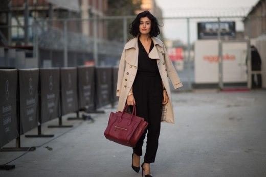Đơn giản là nhất (Simple is the best) - Hãy cố gắng giữ cho trang phục của bạn có cùng tông màu (nóng hoặc lạnh), càng ít rườm rà càng tốt. Theo nguyên tắc của các fashionista, 3 màu đã được xem là quá nhiều cho một bộ cánh hoàn hảo.