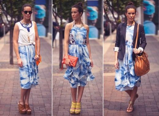 Học cách kết hợp một trang phục thành nhiều kiểu khác nhau sẽ giúp bạn trở nên đa phong cách hơn mà vẫn siêu tiết kiệm