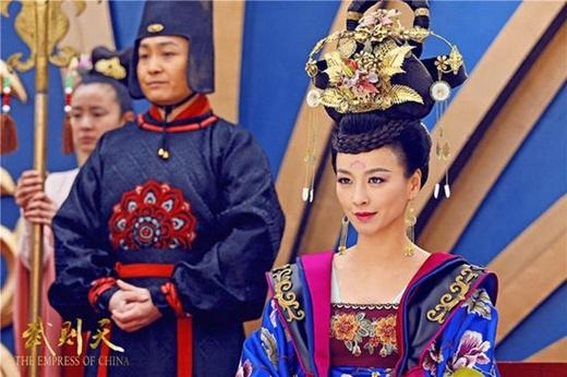 Võ Tắc Thiên bị chỉ trích là phỉ báng lịch sử Trung Quốc