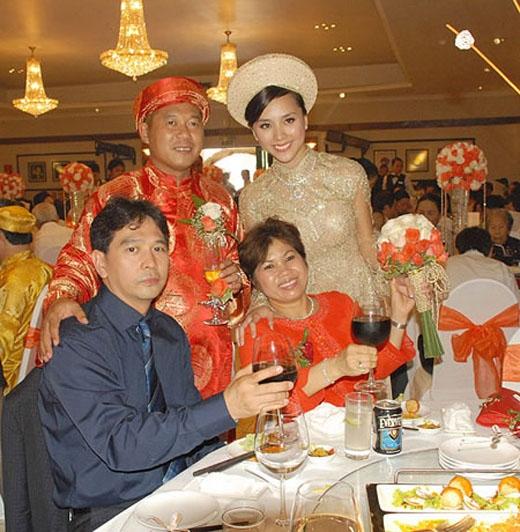Hình ảnh trong đám cưới của Á hậu Thiên Lý. - Tin sao Viet - Tin tuc sao Viet - Scandal sao Viet - Tin tuc cua Sao - Tin cua Sao