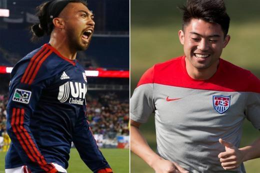 """Cựu tiền vệ CLB Hoàng Anh Gia Lai và Bình Dương khiến nhiều đồng đội """"giật mình"""" với vẻ ngoài trẻ trung, khác hẳn mùa trước khi anh để tóc dài và nuôi râu."""