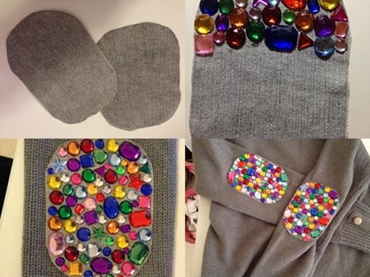 1001 tuyệt chiêu biến hóa chiếc áo len trông như mới
