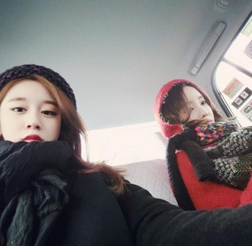 Yuri háo hức với show truyền hình mới, Hyomin vi vu Nhật Bản cùng Jiyeon
