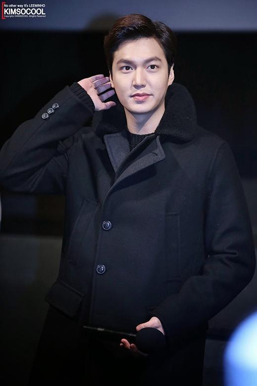 Lee Min Ho chia sẻ về cát-xê đầu tiên trong sự nghiệp