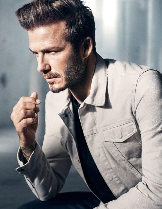 """Fan """"đứng tim"""" vì David Beckham quá ngầu trong bộ ảnh mới nhất"""