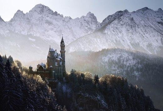 Có chàng hoàng tử hay nàng công chúa nào trong lâu đài này?
