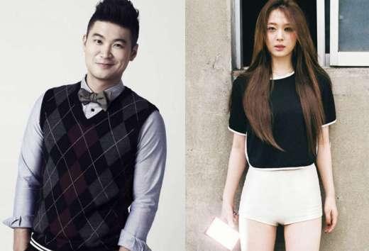 Trước đây, tin đồn Sulli hẹn hò với đàn anh Choiza từng khiến cộng đồng fan dậy sóng