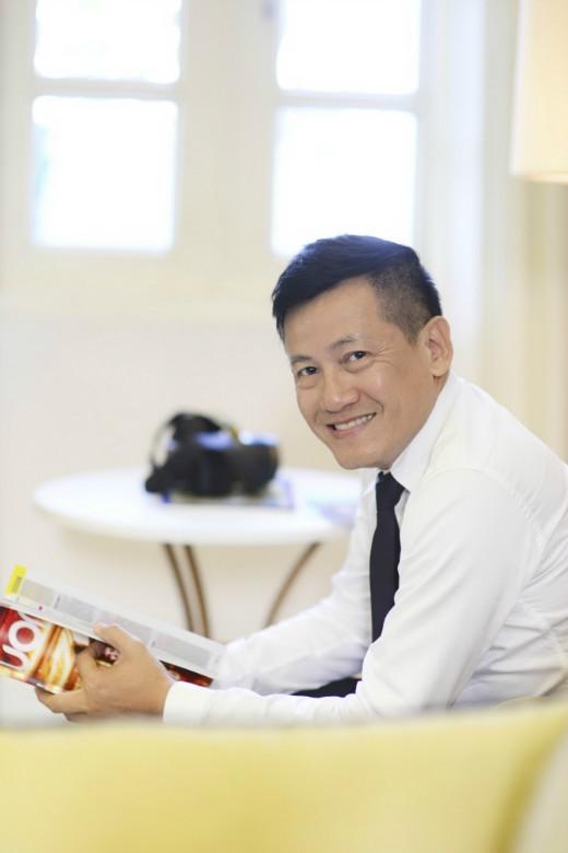 Nhiếp ảnh gia Trịnh Quốc Huy
