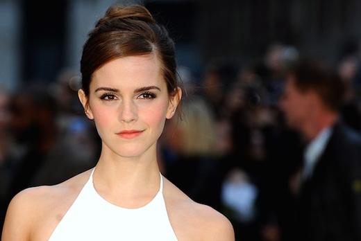"""Emma Watson """"vỡ tim"""" vì lần đầu được đóng vai """"người đẹp"""""""