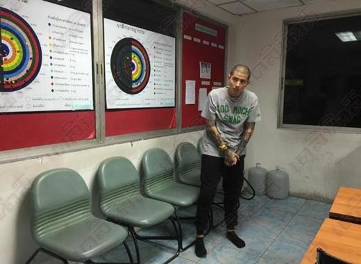 Hành vi của Marco đang gây xôn xao cộng đồng Thái Lan