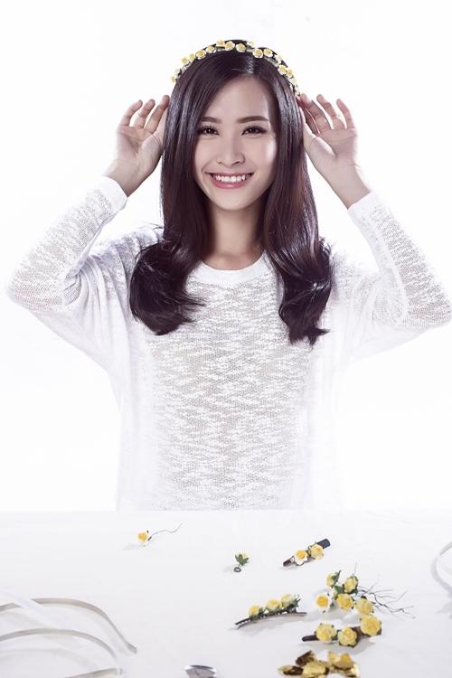 Đông Nhi được biết đến với phong cách nữ tính và dễ thương. - Tin sao Viet - Tin tuc sao Viet - Scandal sao Viet - Tin tuc cua Sao - Tin cua Sao