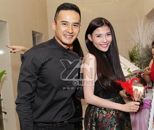 Cặp đôi Lương Thế Thành và bạn gái Thúy Diễm - Tin sao Viet - Tin tuc sao Viet - Scandal sao Viet - Tin tuc cua Sao - Tin cua Sao