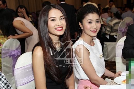 Người mẫu Anh Thư và diễn viên Nguyệt Ánh - Tin sao Viet - Tin tuc sao Viet - Scandal sao Viet - Tin tuc cua Sao - Tin cua Sao
