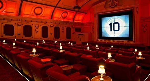 8 rạp chiếu phim tuyệt vời nhất thế giới ai cũng muốn ghé thăm