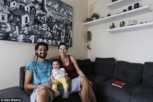 Gia đình Laetitia, những cư dân ngoại quốc mới của khu ổ chuột