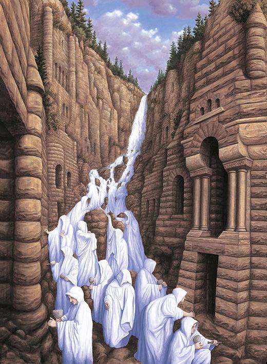 Thác nước hay thác người?