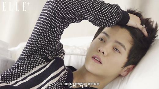 Luhan hối hận khi trở thành một thần tượng