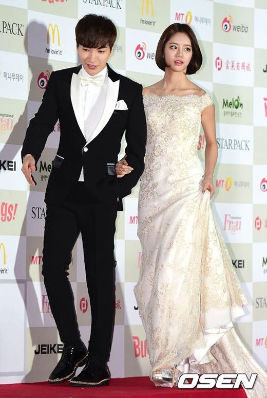 Hai MC của chương trình là Leeteuk và Hyeri