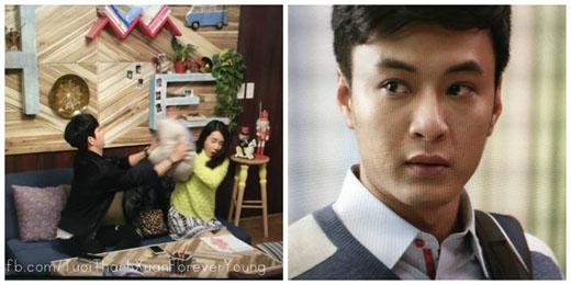 Mải chí chóe với Jun Su mà Linh hoàn toàn quên mất buổi hẹn đi xem phim với Khánh.