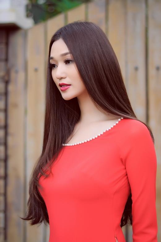 """Khánh My: """"Mã Đức Chung rất tình cảm..."""