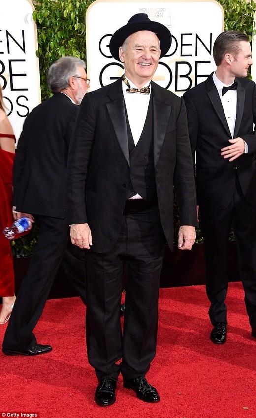 Nam diễn viên kì cựu Hollywood Bill Murray