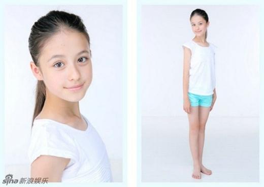 Năm nay mới 13 tuổi nhưng Kiuchi đã là nữ diễn viên nhí được yêu thích cuồng nhiệt tại Nhật Bản và một số quốc gia châu Á.