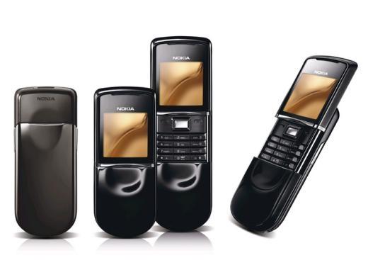 Những chiếc điện thoại từng là biểu tượng thời trang