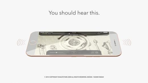 Âm thanh stereo cũng cho trải nghiệm xem phim thú vị và nghe nhạc lớn hơn.