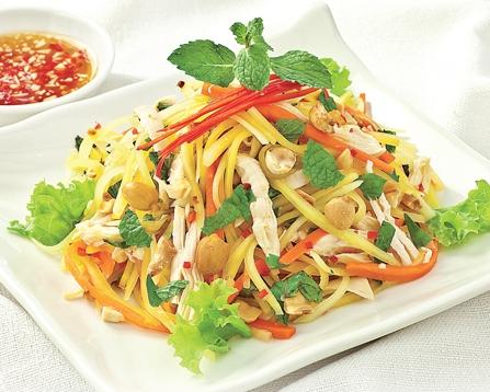 Những món ăn làm từ rau củ giúp tăng cường chất xơ cho cơ thể