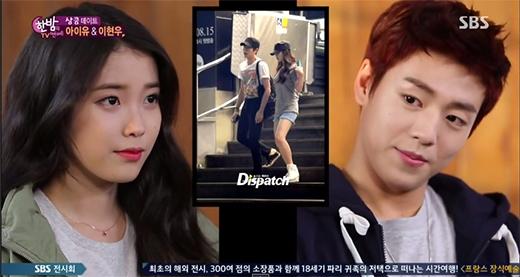IU và Lee Hyun Woo lên tiếng về tin đồn hẹn hò trong quá khứ