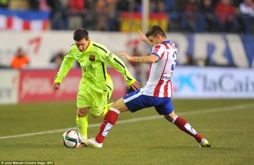 Tại bán kết, Messi và đồng đội sẽ so tài với Villarreal, đội bóng đánh bại Getafe tại tứ kết với tỷ số 2-0 sau hai lượt trận (lượt đi 1-0, lượt về 1-0).
