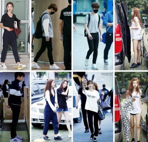 Bằng chứng cho rằng D.O và Sojin sử dụng đồ đôi