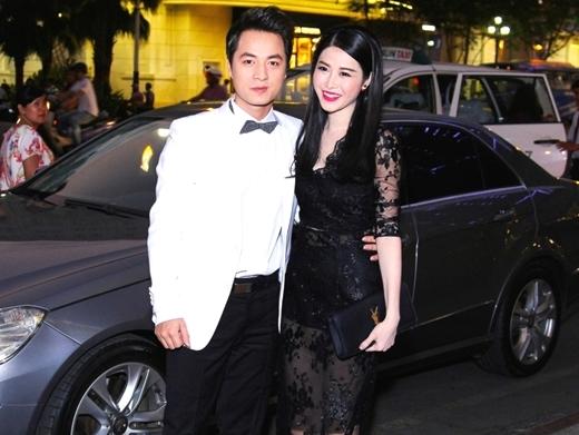 Ngoài Thu Minh, vợ chồngĐăng Khôi cũng tình tứ xuất hiện cùng nhau tại sự kiện - Tin sao Viet - Tin tuc sao Viet - Scandal sao Viet - Tin tuc cua Sao - Tin cua Sao